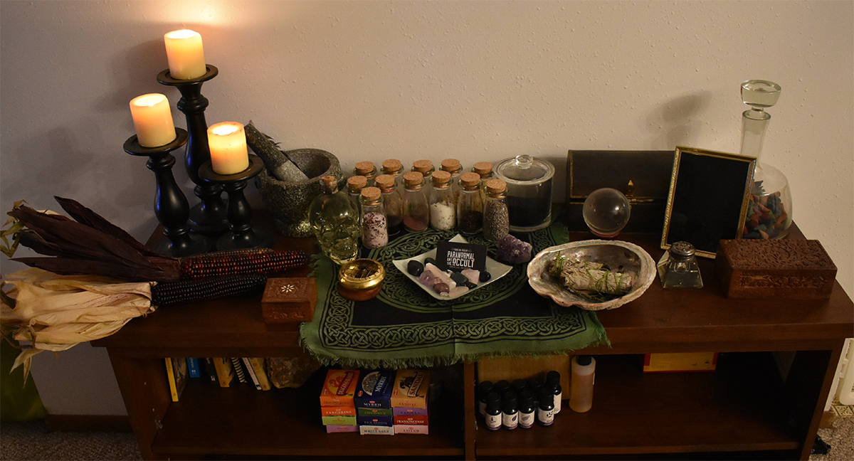 About Sticks & Stones Magic - Online Wiccan Supplies & Witchcraft Items