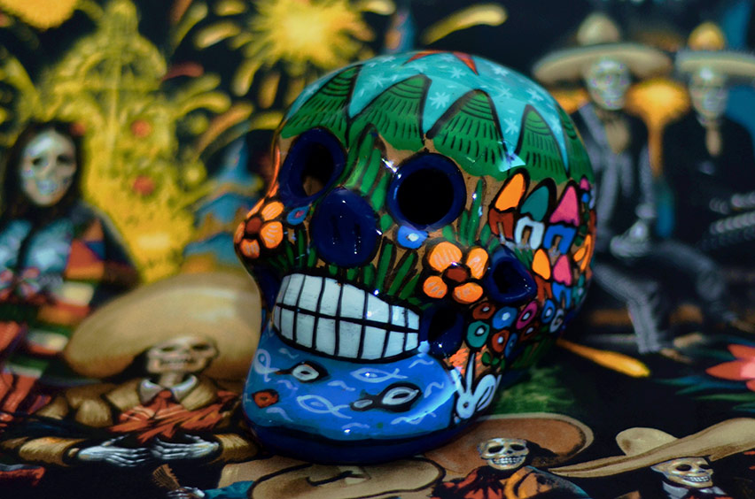 Mictecacihuatl - Dia de Los Muertos - Celebrating the Rich Traditions of the Holiday