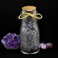 Handcrafted Dream Blessing Salt by Sticks & Stones Magic