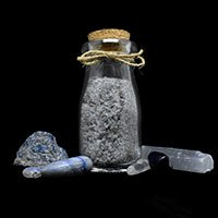 Handcrafted Renew Blessing Salt by Sticks & Stones Magic