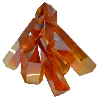 Angel Gold Crystal Points (1 lb)