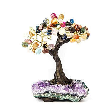 Gemstone Bonsai Trees - New Wiccan Products