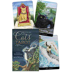 Tarot & Oracle Decks and Supplies