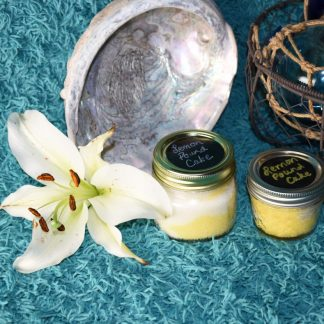 sugar goddess sugar scrubs, lemon pound cake, scents of summer, sugar goddess lemon pound cake, handcrafted sugar scrubs, handmade sugar scrubs