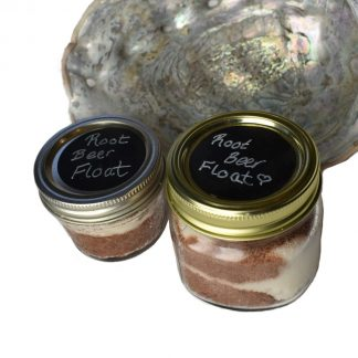 sugar goddess sugar scrubs, root beer float, rootbeer float, sugar scrub
